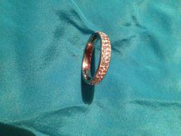 Кольцо с кристаллами хрусталя Elsemode Арт R06