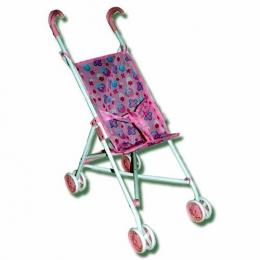 Коляска для кукол Baby Tilly арт. 9302W