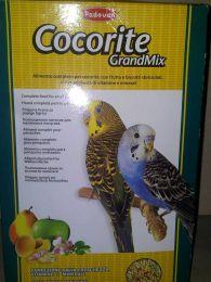 Полноценное питание для маленьких попугаев Cocorite GrandMix Padovan