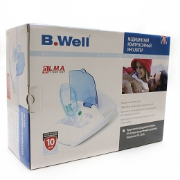 Компрессорный ингалятор B. Well WN-112K