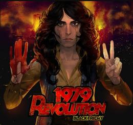 """Компьютерная игра """"1979 Revolution: Black Friday"""""""