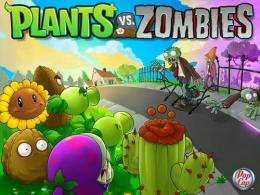 Компьютерная игра Plants vs. Zombies