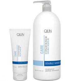 """Кондиционер Ollin Professional Care Moisture """"Двойное увлажнение для волос"""""""