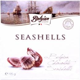 """Конфеты Belgian Legend SeaShells """"Морские ракушки"""""""