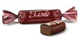 """Конфеты """"Глэйс"""" с шоколадным вкусом"""