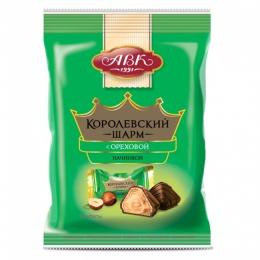 """Конфеты АВК """"Королевский шарм"""" с ореховой начинкой"""