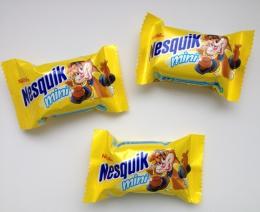 """Конфеты Nestle """"Nesquik mini"""" без искусственных красителей и консервантов"""