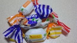 "Конфеты Roshen ""Minky Binky"""