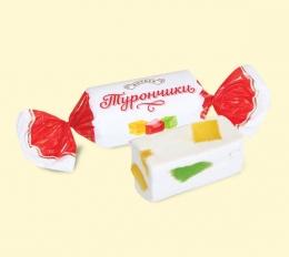 """Конфеты Roshen """"Турончики"""" с цукатами"""