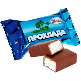 """Конфеты с кокосом Акконд """"Прохлада"""""""