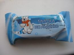 Конфеты Сахарок «Мишка на льдинке»