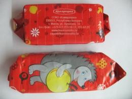 Конфеты шоколадные Коммунарка «Минский грильяж»
