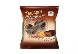 """Конфеты шоколадные «Кондитер Профи» Десерт """"Картошка"""""""