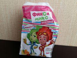 """Конфеты жевательные фруктовые """"Фикси микс"""""""