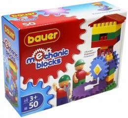 Конструктор Bauer Mechanic Blocks 50