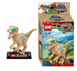Конструктор LEBQ Jurassic World  №1740