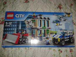 """Конструктор Lego City """"Полицейские и грабители"""" 60140"""