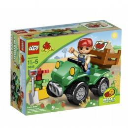 """Конструктор Lego Duplo """"Фермерский квадроцикл"""" 5645"""
