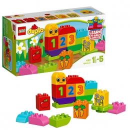 """Конструктор Lego Duplo """"Моя веселая гусеница"""" 10831"""