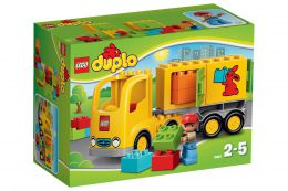 "Конструктор Lego Duplo ""Желтый грузовик"" 10601"
