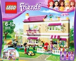 Конструктор LEGO Friends 3315