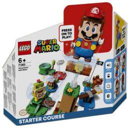 """Конструктор Lego Super Mario """"Стартовый набор """"Приключения вместе с Марио"""" 71360"""