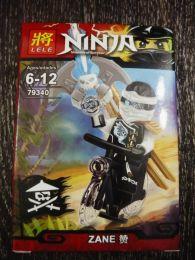 Конструктор LELE Ninja 79340