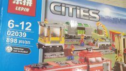 Конструктор Lepin Cities 02039 6-12