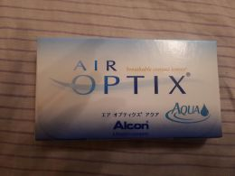 "Контактные линзы Alcon ""Air Optix Aqua"""