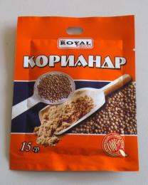 Кориандр молотый Royal Food
