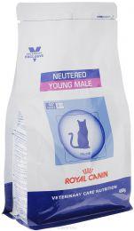 """Корм сухой Royal Canin """"Young Male"""" для кастрированных котов с момента операции до 7 лет"""