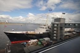 Королевская яхта Britannia (Великобритания, Эдинбург)