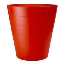 """Корзина для бумаг IKEA """"ФНИСС"""", красная"""