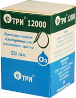 Озонированное масло ОТРИ 12000