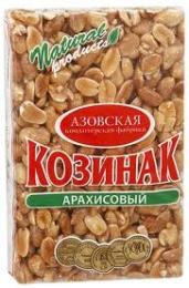 """Козинак Арахисовый """"Азовская кондитерская фабрика"""""""