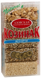 """Козинак Азовская кондитерская фабрика """"Ассорти"""""""
