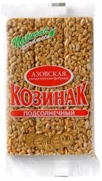 """Козинак """"Подсолнечный"""" Азовская кондитерская фабрика"""