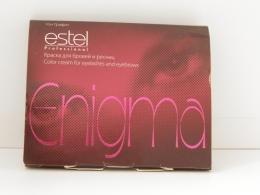 Краска для бровей и ресниц Estel Рrofessional Enigma, тон Графит