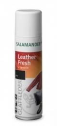 Краска для гладкой кожи Salamander Leather Fresh, черная