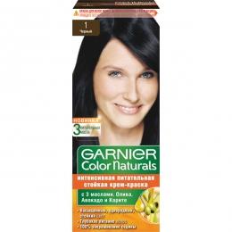 Краска для волос Garnier Color Naturals 1 чёрный