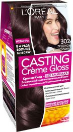 Краска для волос Loreal Casting Creme Gloss 302 Ледяной фраппучино