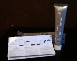 """Краска-уход для волос Estel Professional DeLuxe оттенок 116 """"Пепельно-фиолетовый блондин ультра"""""""
