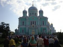 Автобусный тур Краснодар-Тамбов-Выши-Санаксары-Дивеево-Муром
