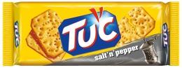Крекеры Tuc соленые с перцем