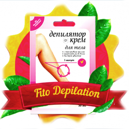 Крем для депиляции Fito Depilation