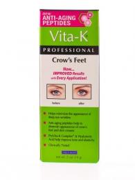 "Крем для кожи вокруг глаз Vita-K professional ""Crow's Feet"" Freeman"