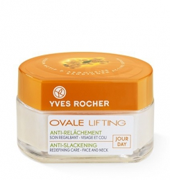 "Крем для лица Yves Rocher ""Ovale Lifting"" дневной Anti-Slackening"