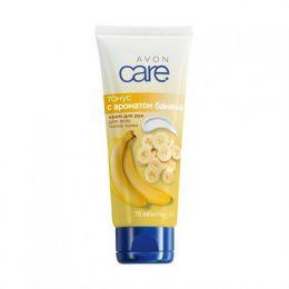 "Крем для рук Avon Care ""Тонус с ароматом банана"" для всех типов кожи"