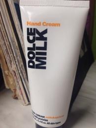 "Крем для рук ""Dolce Milk"" молоко и абрикос"