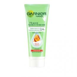 """Крем для рук Garnier """"Нежное прикосновение 24 часа"""" с маслом манго"""
